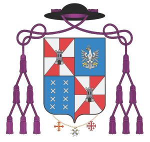 stemma Mons. Cartolari